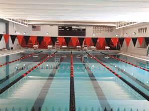 High School Swimming Pool
