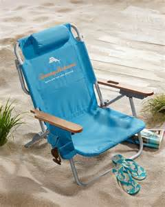 tommy bahama turquoise deluxe backpack beach chair