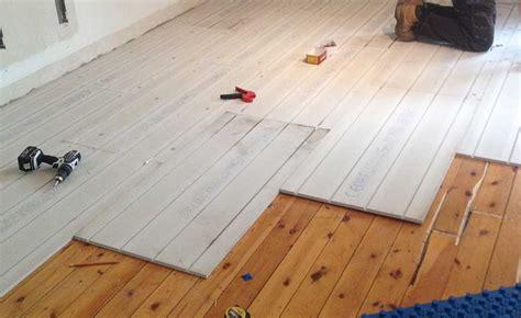 nu floor how to get underfloor heating right homebuilding renovating