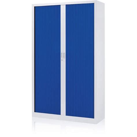 armoire a rideaux de bureau armoire de bureau couleur à rideaux h 198 l 120 cm h s