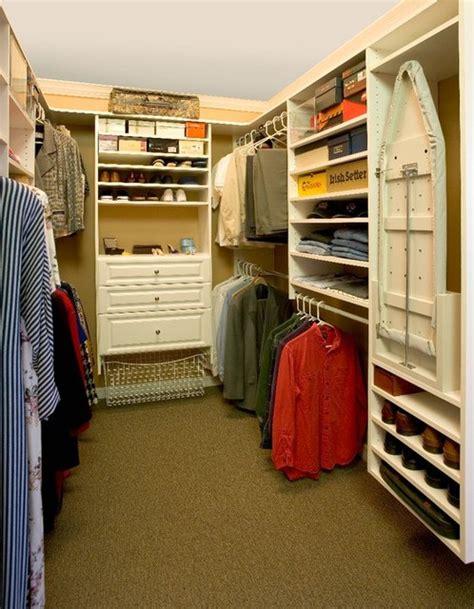 antique white walk in closet traditional closet