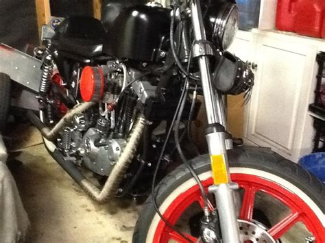 1980 Harley Sportster 1200 Motorcycles For Sale