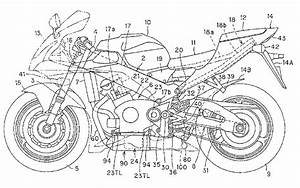 2008 Honda Cbr1000rr Patents Revealed