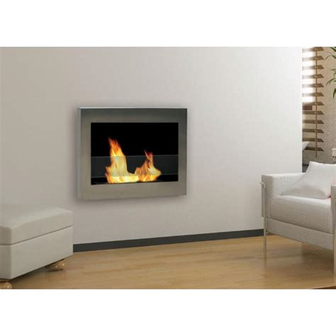 in wall fireplace anywhere fireplace soho 28 in wall mount vent free