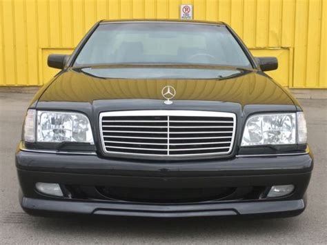 Mercedes benz s500 fresh import from japan car in parfact condition for more car vist instagram page malikusman2030. 1993 Mercedes S500 W140 BIG BOY S Class with WALD Body Kit and LORINSER Exhaust for sale ...