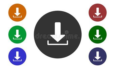 Freccia Circolare Verde Illustrazioni, Vettoriali E