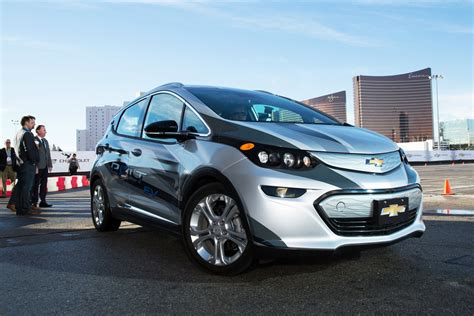 How Chevy's Electric Vehicles Continue To Evolve