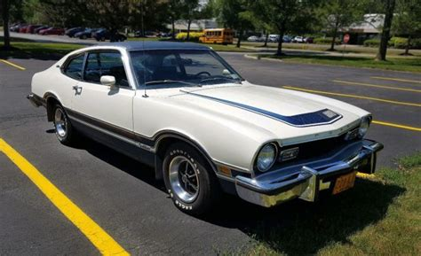 thick frosting 1975 ford maverick grabber
