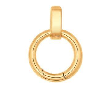 Колье из золота с миксом камней - Версаль