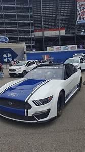 2019 Cup Mustang NASCAR | Ford mustang, Mustang, Bmw car