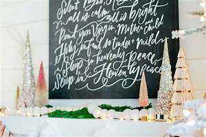 Blush, And, Copper, Christmas