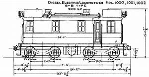 Chicago  U0026 North Western Box Cab Locomotives
