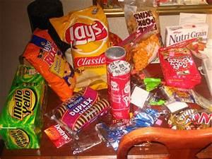 Alternative Health News: Healthy Junk Food Choices