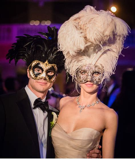 Our Muse Elegant Masquerade Wedding Be Inspired By