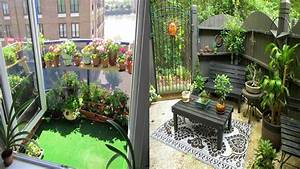 Very Small Patio Decorating Ideas-small apartment patio