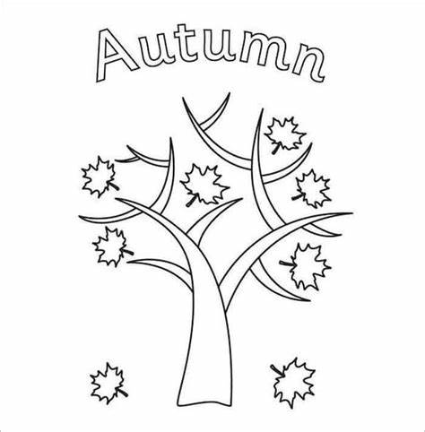 First Day Of Fall Coloring Pages in 2020 Fall coloring
