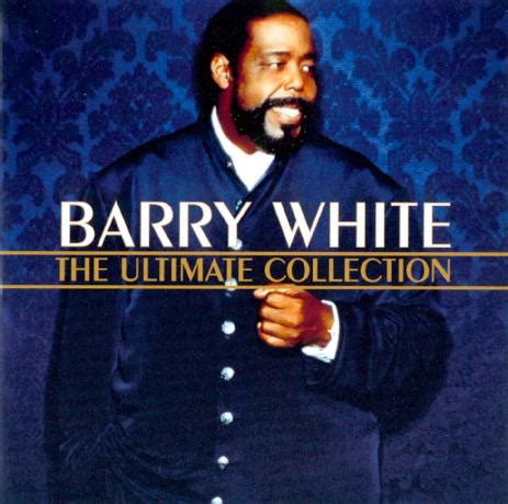 Barry White  The Ultimate Collection Wikipedia