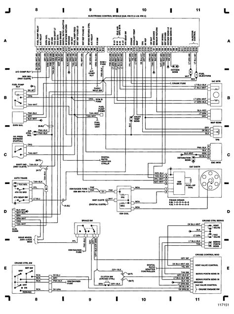 1989 Chevy Wiring Diagram by 1989 Chevy S10blazer Injectors Do Not Pulse