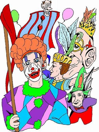 Carnaval Clipart Parade Clip Karneval Carnival Cliparts