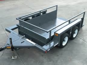 ut612 utility trailer jlg