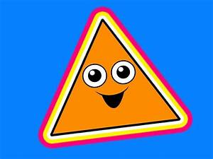 """This Little Triangle"" - Shapes Learning Song, Teach ..."