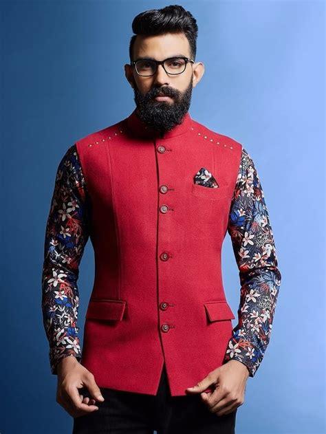 light pink vest 31 best nehru jacket colour combination styles
