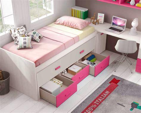 photo de chambre d ado fille chambre de fille ado sympa avec lit gigogne glicerio
