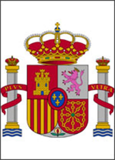 spain coat  arms coloring page coloring pages