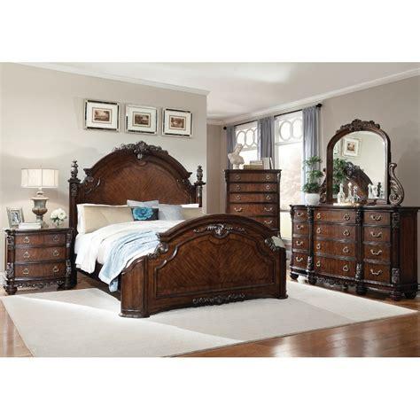 bed and desk set south hton bedroom bed dresser mirror queen