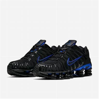 Nike Shox Tl Mens Bleu Racer Vapormax