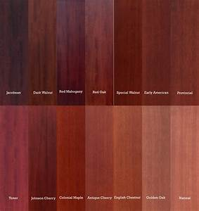 Mahogany Stains on Pinterest Wood Stain Colors, Color