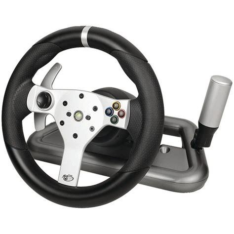 volante catz xbox 360 review catz wireless feedback racing wheel