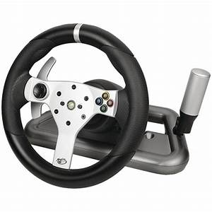 Review Mad Catz Wireless Force Feedback Racing Wheel