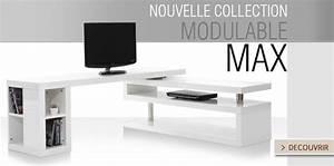 Bureau Moderne Pas Cher : armoire bureau design pas cher ~ Teatrodelosmanantiales.com Idées de Décoration