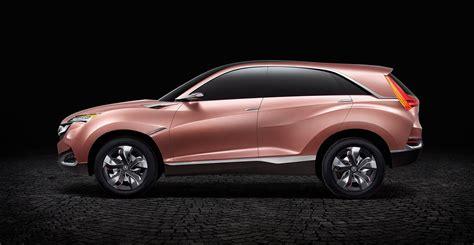 acura jeep 2013 2013 acura suv x concepts