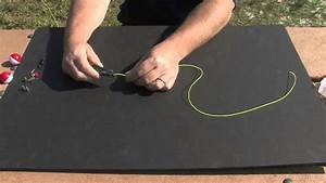 Fishing Knots  How To Tie A Sliding Sinker Rig