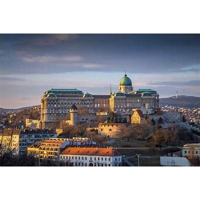 Buda Castle in Budapest Hungary - Explore more about the
