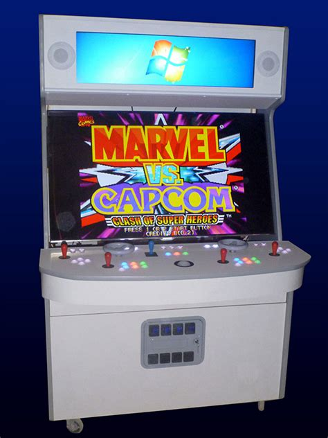 mame cabinet plans 4 player best arcade cabinet has 55 inch screen plays