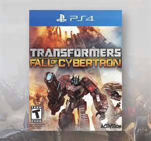 Transformers Game Xbox One