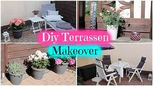 diy terrassen makeover tipps tricks inspirationen fur With balkon ideen diy günstig