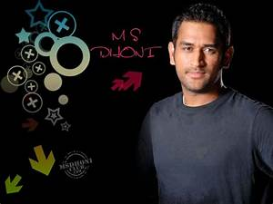 ALL HD IMAGES: Ms Dhoni Wallpapers