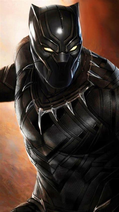 black panther super hero iphone
