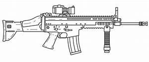 FN SCAR H By Lemmonade On DeviantArt