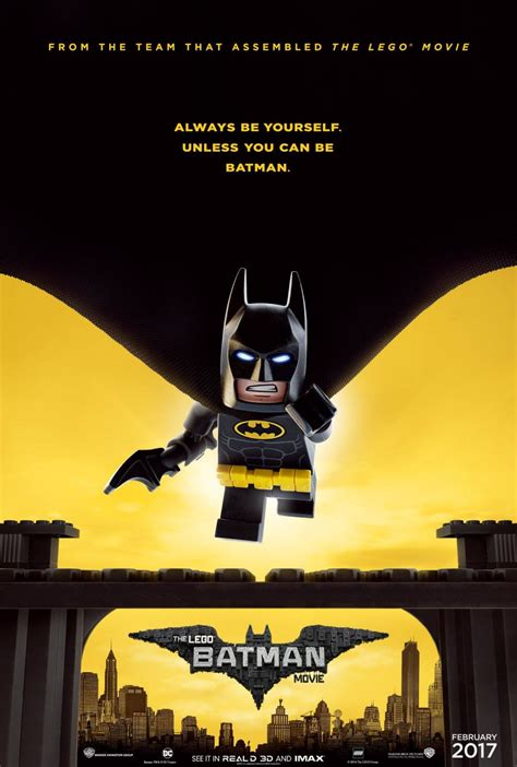 Image result for the lego batman movie poster