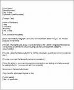 Sample Employment Reference Letter Doc Sample Reference Letter 14 Free Documents In Word