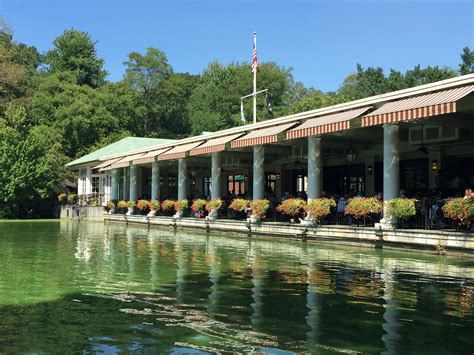 Boathouse Central Park Reservations by The Loeb Boathouse Central Park Gourmadela