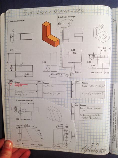 Design Dimensions by Kcombs Engineering Portfolio 3 4 Linear Dimensions