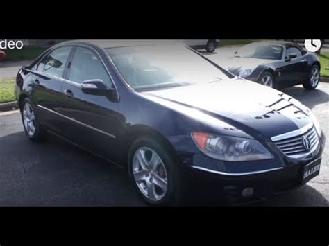 2005 acura rl read owner and expert reviews prices specs