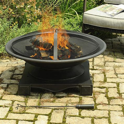 outdoor fire pits portable