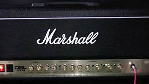 Marshall Dsl 100 Amplifier Head Demo Review